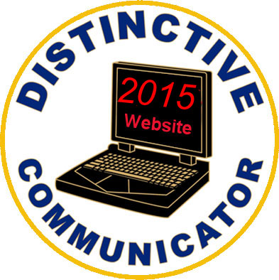 2015 Distinctive Communicator